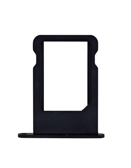 iPhone 5 Nano Sim Card Tray - Black Apple - 1