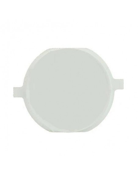 iPhone 4S Home Button - White Apple - 1