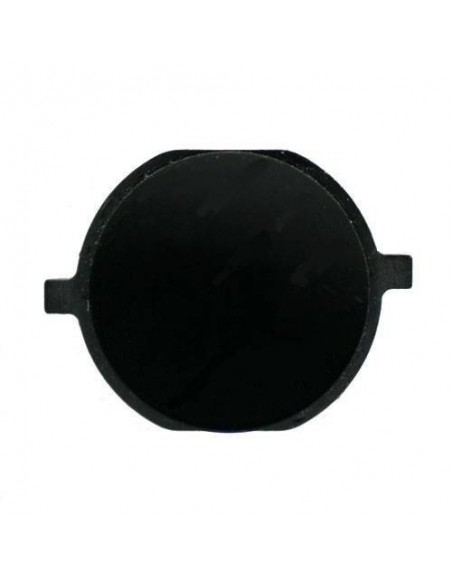 iPhone 4S Home Button - Black Apple - 1