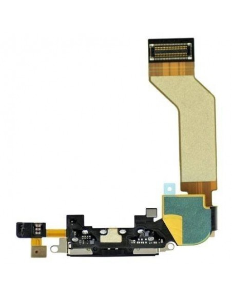 iPhone 4S Charger Connector Flex Cable - Black Apple - 1