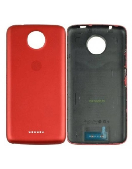 MOTO C Back Cover - Red