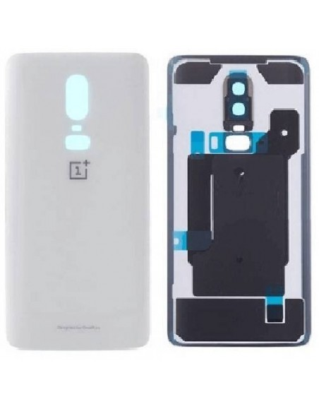 OnePlus 6  Back Cover Original -  White OnePlus - 1
