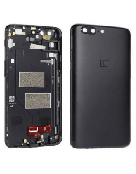 OnePlus 5 Back Cover - Black OnePlus - 1