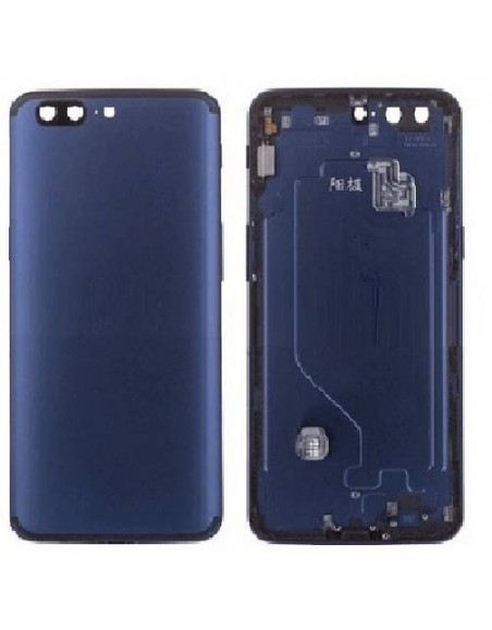 OnePlus 5 Back Cover - Blue  - 1