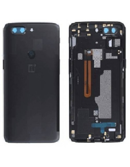 OnePlus 5T Back Cover - Black OnePlus - 1