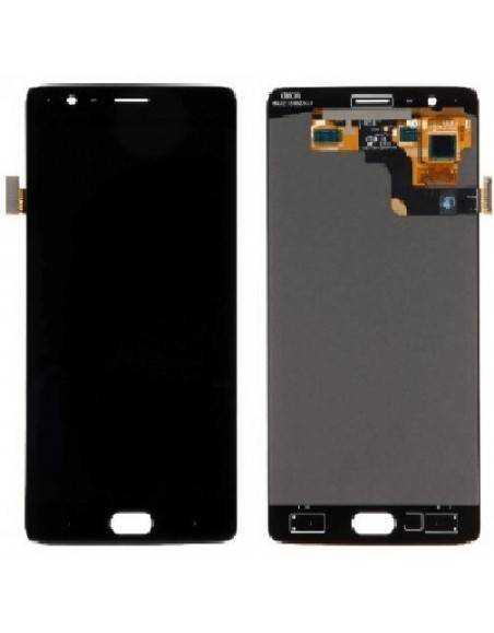 OnePlus 3/3T LCD Screen and Digitizer Assembly - Black OnePlus - 1