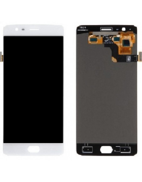 OnePlus 3/3T LCD Screen and Digitizer Assembly - White OnePlus - 1