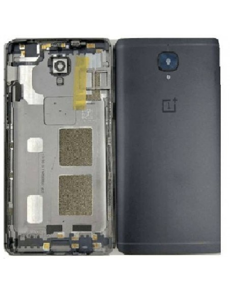 OnePlus 3 / 3T Back Cover - Black OnePlus - 1