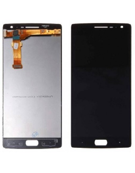 OnePlus 2 LCD Screen and Digitizer Assmebly - Black OnePlus - 1