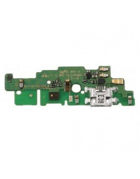 Huawei Ascend Mate 7 Charging Connector Board , Microphone