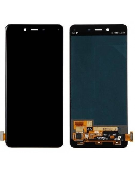 OnePlus X LCD Screen and Digitizer Assembly - Black OnePlus - 1