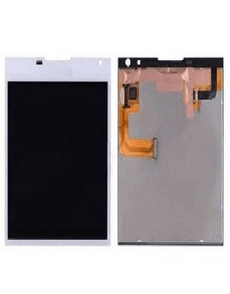 BLACKBERRY PASSPORT LCD Screen and Digitizer Assembly - White