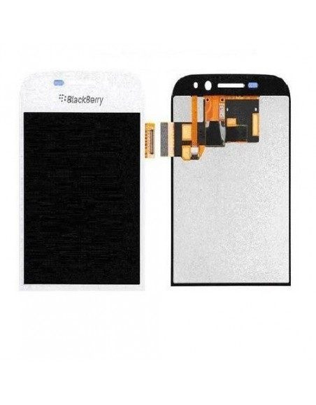 BLACKBERRY CLASSIC LCD Screen and Digitizer Assembly - White