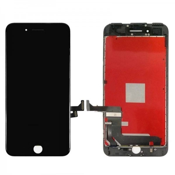 iPhone 7 LCD Screen and Digitizer Assembly AAA - Black Apple - 1