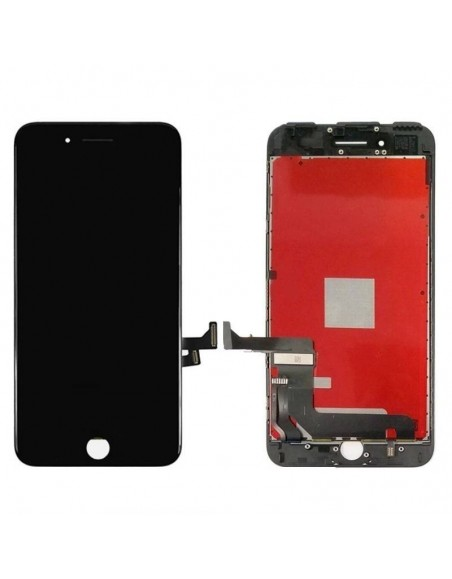 iPhone 7 LCD Screen and Digitizer Assembly AAA - Black  - 1