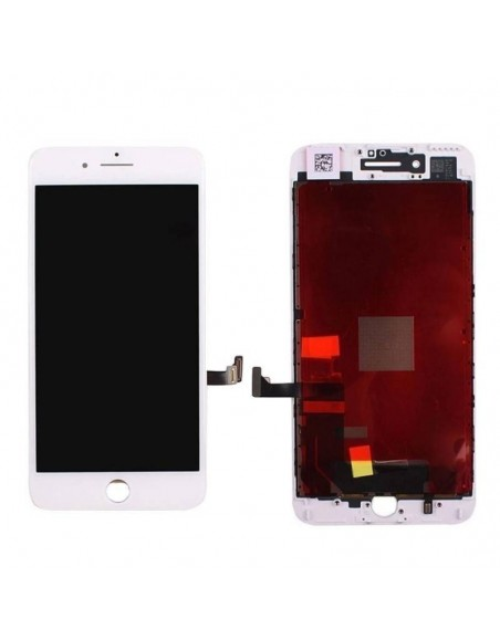 iPhone 7 LCD Screen and Digitizer Assembly AAA - White  - 1
