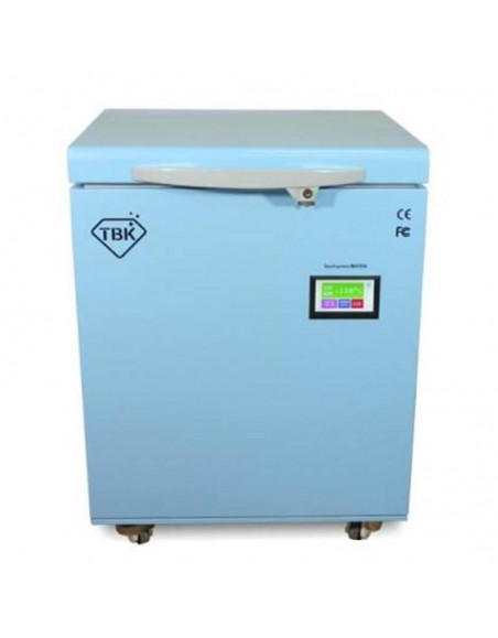 TBK Professional Mass -180C LCD Touch Screen Freezing Separating Machine LCD Panel Frozen Separator Machine for edge  - 1