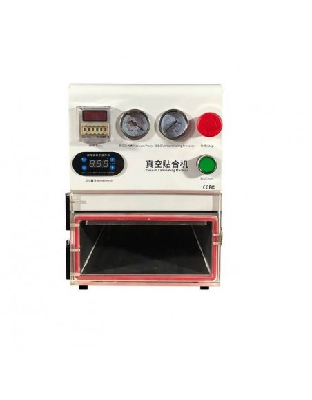 14 inch TBK-108P OCA Lamination Machine Vacuum Laminating Machine for iphone curved screen and iPad