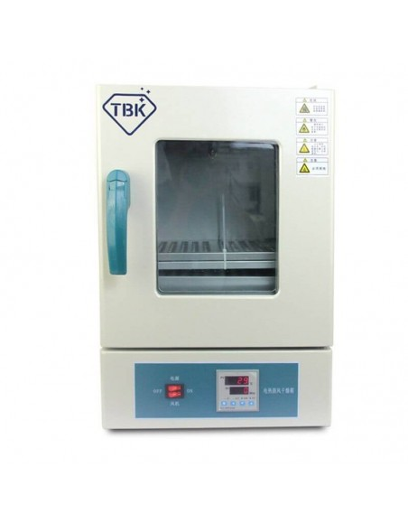 TBK-228 Eletric Heating And Air Blow Seperating Roaster LCD Repairing Equipment for Mobile Phone And Tablet  - 1