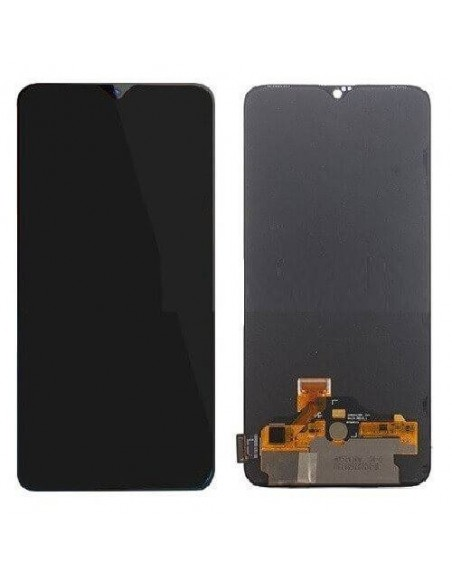 OnePlus 6T LCD Screen and Digitizer Assembly - Black OnePlus - 1
