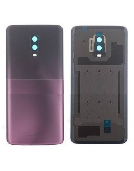 OnePlus 6T Back Cover - Purple OnePlus - 1