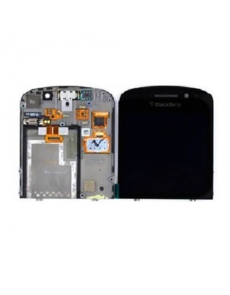BLACKBERRY Q10 LCD Screen and Digitizer Assembly - Black
