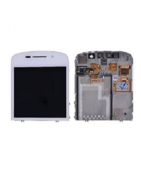BLACKBERRY Q10 LCD Screen and Digitizer Assembly - White