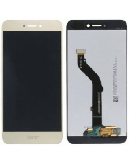 Honor 8 Lite / P8 Lite 2017 LCD Screen and Digitizer Assembly - Gold Huawei - 1