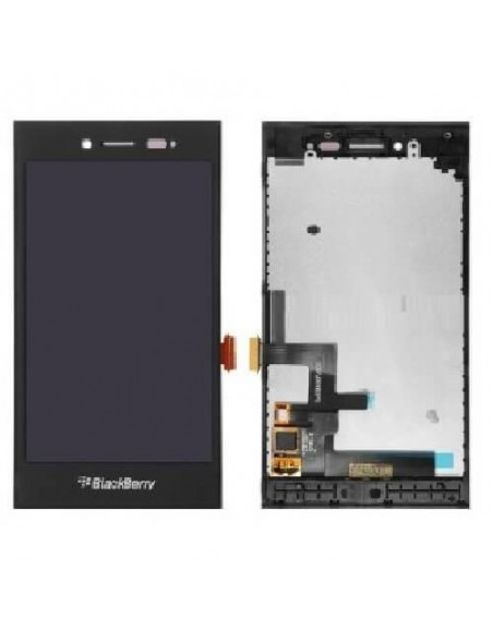 BLACKBERRY LEAP LCD Screen and Digitizer Assembly - Black