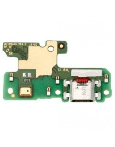 Honor 8 Lite / P8 Lite 2017 Charging Connector Board , Microphone Huawei - 1