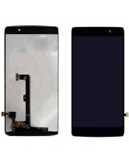 BLACKBERRY DTEK50 LCD Screen and Digitizer Assembly - Black