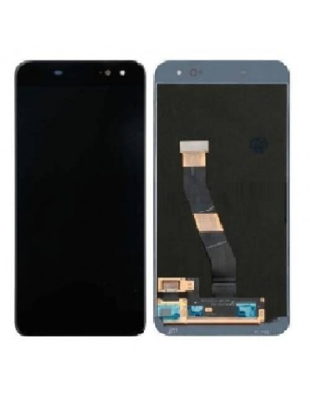 BLACKBERRY DTEK60 LCD Screen and Digitizer Assembly - Black