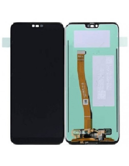 Honor 10 LCD Screen and Digitizer Assembly - Black Huawei - 1