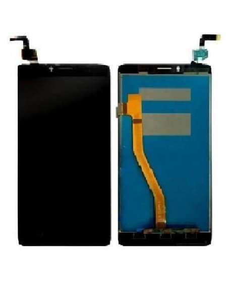 LENOVO K6 NOTE LCD Screen and Digitizer Assembly - Gray
