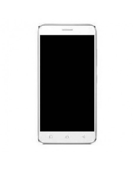 LENOVO K6 LCD Screen Digitizer Assembly - Silver