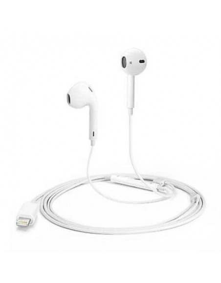 Wired Bluetooth Earphones Headphones For iPhone X XR XS Max 8,8P 7,7P  - 1