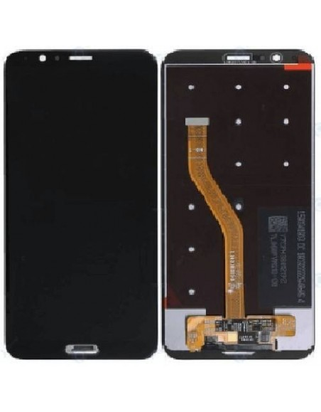 Honor View 10 LCD Screen and Digitizer Assembly - Black Huawei - 1