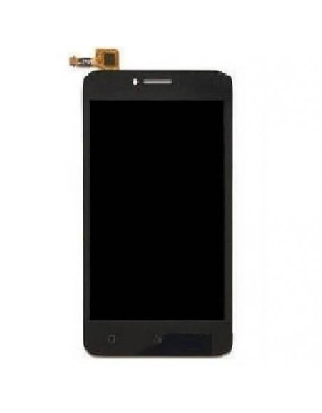 LENOVO A PLUS LCD Screen and Digitizer Assembly - Black