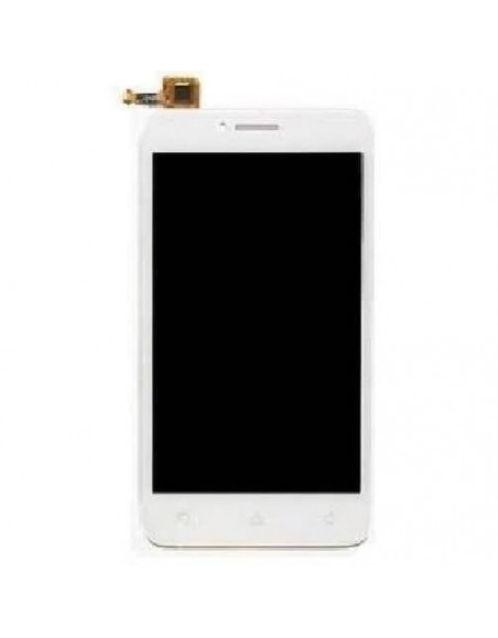 LENOVO A PLUS LCD Screen and Digitizer Assembly - White