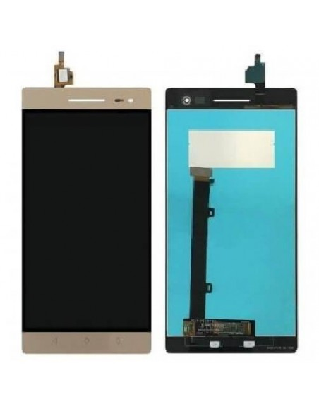 LENOVO PHAB 2 PRO LCD Screen and Digitizer Assembly - Gold