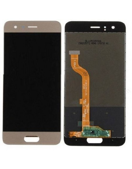 Honor 9 LCD Screen and Digitizer Assembly - Gold Huawei - 1