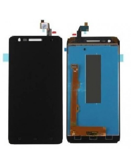 LENOVO C2 LCD Screen and Digitizer Assembly - Black