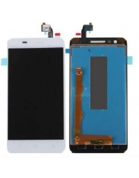 LENOVO C2 LCD Screen and Digitizer Assembly - White