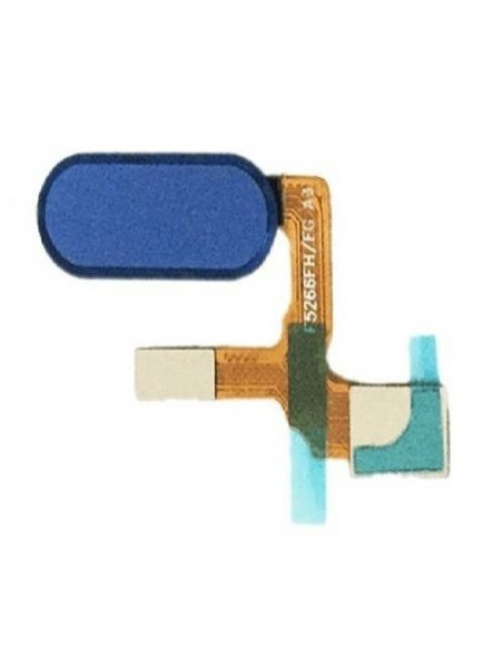 Honor 9 Home Button Fingerprint Sensor Flex Cable - Blue Huawei - 1