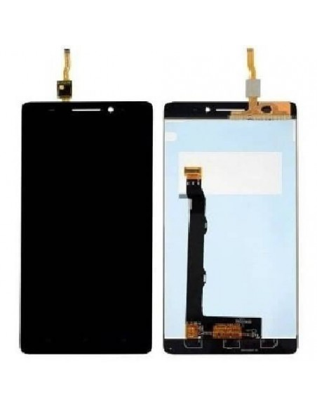 LENOVO A7000 LCD Screen and Digitizer Assembly - Black