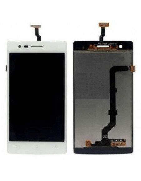 Oppo A31 LCD Screen and Digitizer Assembly - White Oppo - 1