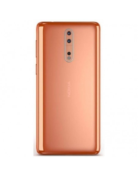Nokia 8 Back Cover - Copper Nokia/Microsoft - 1