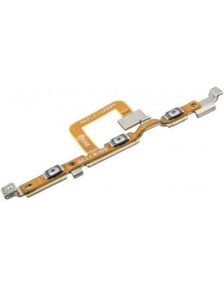 Nokia 6 Power Button , Volume Button Flex Cable Nokia/Microsoft - 1
