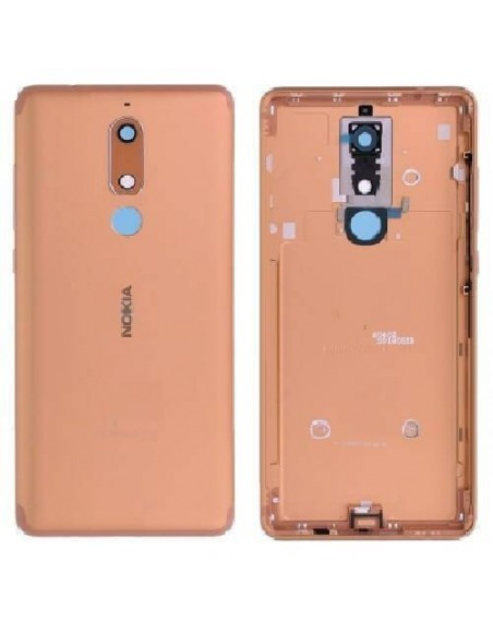 Nokia 5.1 Back Cover - Copper Nokia/Microsoft - 1