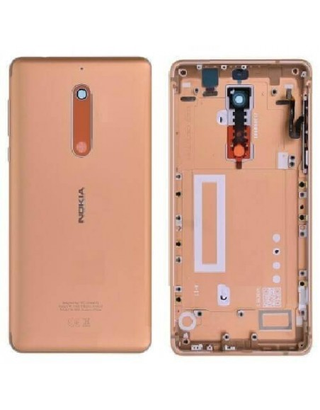 Nokia 5 Back Cover - Copper Nokia/Microsoft - 1